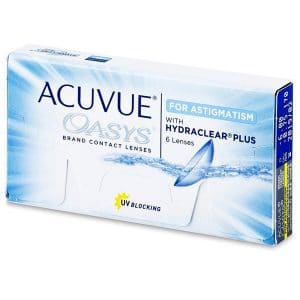 Acuvue Oasys for Astigmatism 6L