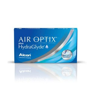 Air Optix Hydraglyde 3L