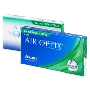 Air Optix for Astigmatism 6L