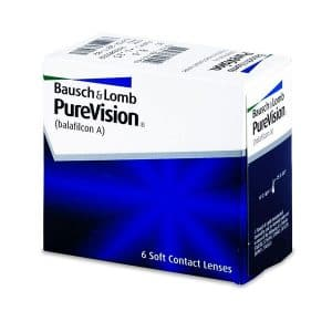 Bausch+lomb PureVision 6L