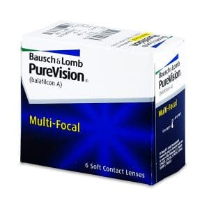 Bausch+lomb PureVision Multi-Focal 6L