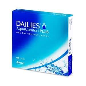 Dailies Aqua Comfort Plus 90L