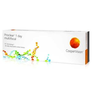 Proclear 1 Day Multifocal 30L